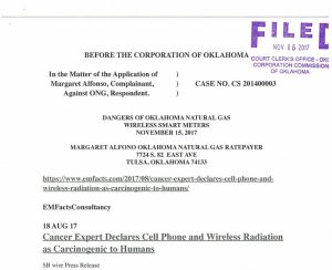 Cancer Expert Declares Cell Phone and Wireless Radiation as Carcinogenic to Humans