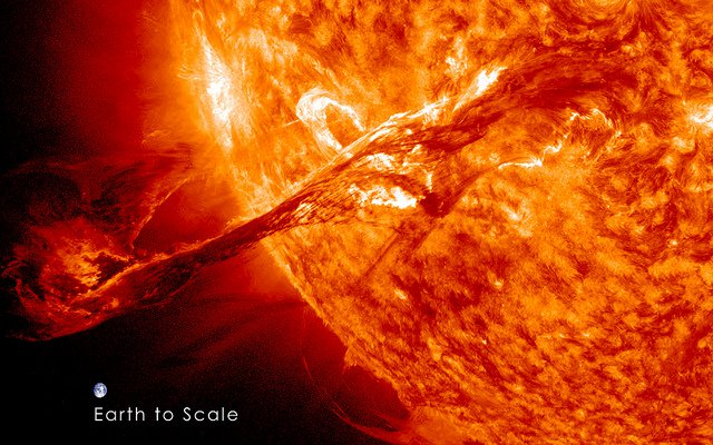John Weigels Update - Solar Flare Winds Sun Energy Geomagnetic