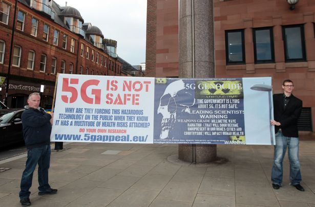 Britains first 5G court case and the people won - John Weigel's Update